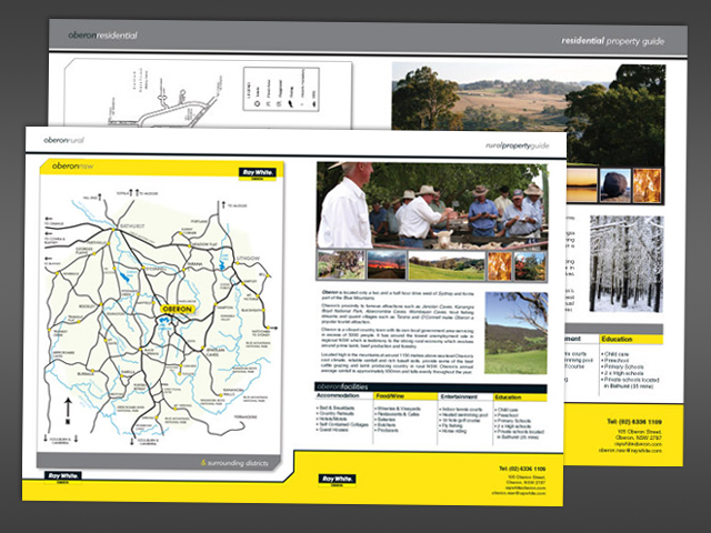 Brochure - Ray White Oberon